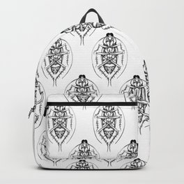 They're coming outta the goddamn walls 7 Backpack