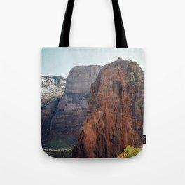 Angel's Landing, Zion National Park Tote Bag