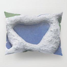 Sea Glass Mosaic Detail Pillow Sham