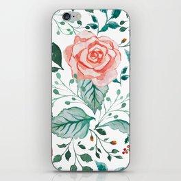 Rosé iPhone Skin