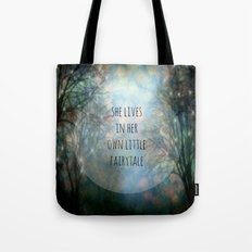Her Own Fairytale Tote Bag