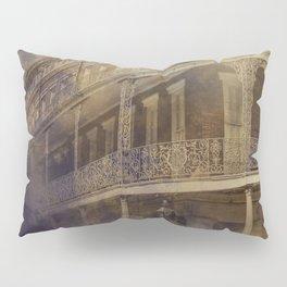 On the Corner of St. Ann & Decatur Pillow Sham