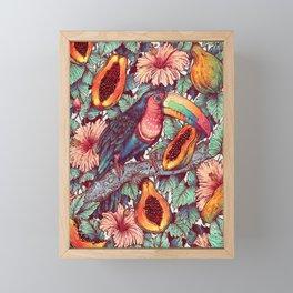 Froot Loops Framed Mini Art Print