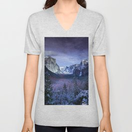 Landscape #photography #society6 #photography Unisex V-Neck