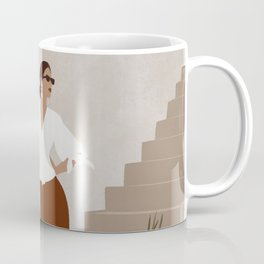 African Spring Summer Coffee Mug