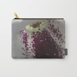Up Close Digitalis Carry-All Pouch