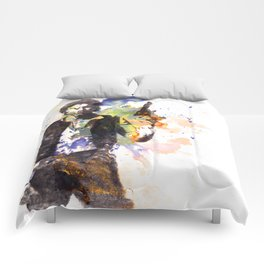 Han Solo From Star Wars  Comforters