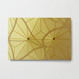 Buckminster's Shades Metal Print