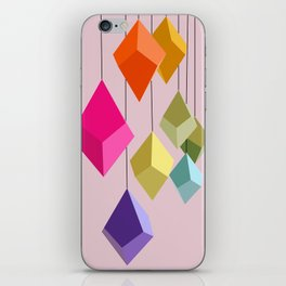 Hanging Ornaments iPhone Skin