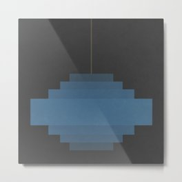Blue Light *** Metal Print