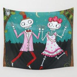Moonlight Mambo Wall Tapestry