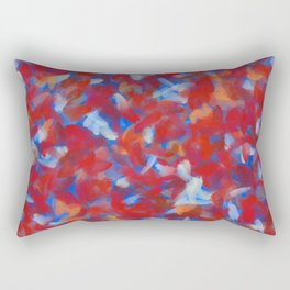 Petallic Rectangular Pillow