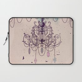 The Chandelier Laptop Sleeve