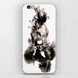 12th Doctor-PETER CAPALDI(DOCTOR WHO) iPhone Skin