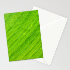 banana leaf Stationery Cards