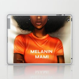 Melanin Mami Laptop & iPad Skin