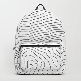 Topographic #440 Backpack