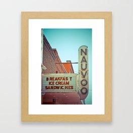 Nauvoo Framed Art Print