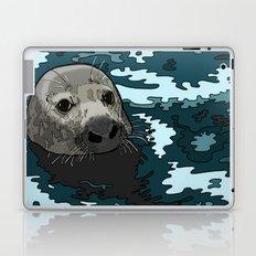 Grey Seal Laptop & iPad Skin