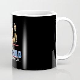 Steve Austin WWF World Wrestling Federation Coffee Mug