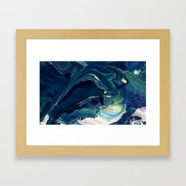 Oceanworld Framed Art Print