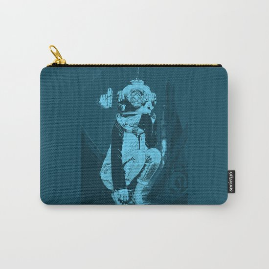 Come Down Here Carry-All Pouch