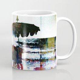 Il profumo del mare, la sabbia, l'aria, il vento Coffee Mug
