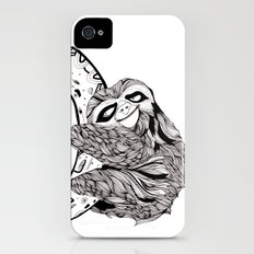 Sloth  iPhone (4, 4s) Slim Case