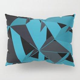 3D Futuristic GEO BG II Pillow Sham