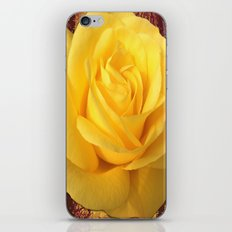 #Forever32 rose  iPhone & iPod Skin