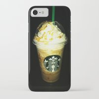 starbucks iPhone & iPod Cases featuring Starbucks by bobbierachelle