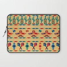 Agave Pattern Laptop Sleeve