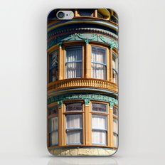 Windows on a house iPhone & iPod Skin