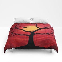 Favorite Landing Spot Comforters