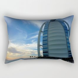 burjalarab dubaï Rectangular Pillow