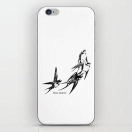 Free Spirity iPhone Skin