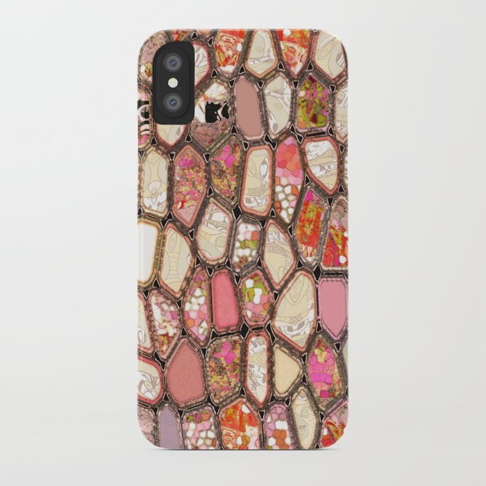 Cells in Pink iPhone Case