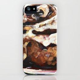 Cinnamon Roll iPhone Case