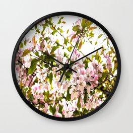 Somei Yoshino Wall Clock