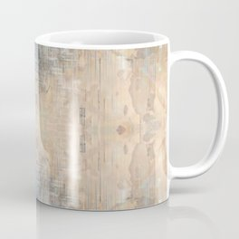 Glitch Vintage Rug Abstract Coffee Mug
