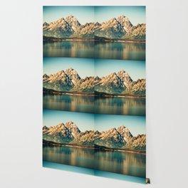 Mountain Lake Escape Wallpaper