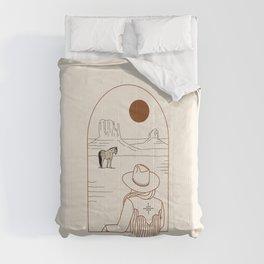 Lost Pony - Rustic Comforters