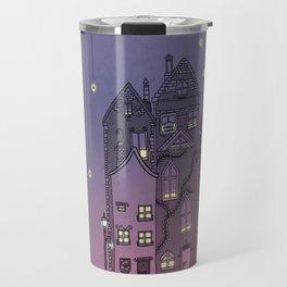 Midnight Teaparty Travel Mug