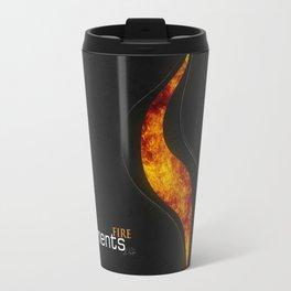 elements | fire Travel Mug