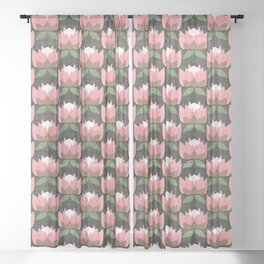 MCM Protea Sheer Curtain