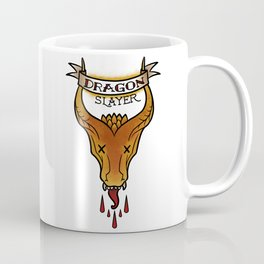 Dragon Slayer Coffee Mug