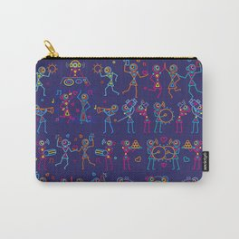 Indian Wedding Celebration Carry-All Pouch