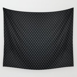 Carbon-fiber-reinforced polymer Wall Tapestry
