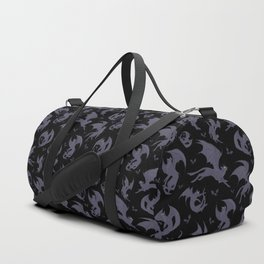 Batcats black Duffle Bag