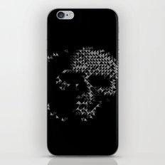 Triangular Skull iPhone & iPod Skin